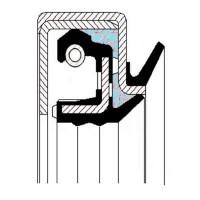 247877A1 Retentor do Cubo de Roda Dianteiro CARRARO | MASSEY FERGUNSON | CASE